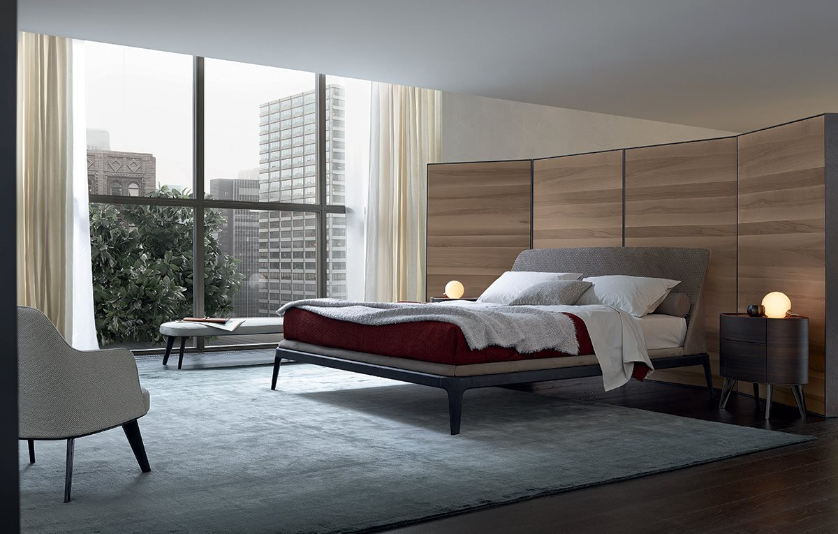 poliform letto Kelly